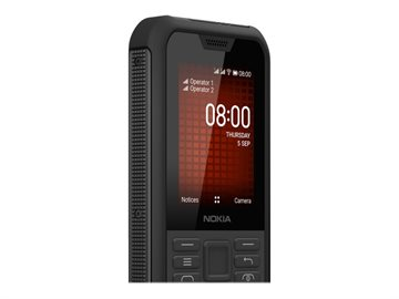 Nokia 800 Tough 4GB Dual Sim Black
