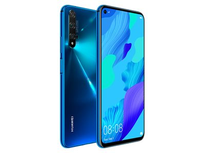 Huawei Nova 5T 6GB RAM 128GB Dual SIM Crush Blue