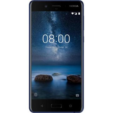 Nokia 8 128GB / 6GB RAM Dual SIM Polished Blue