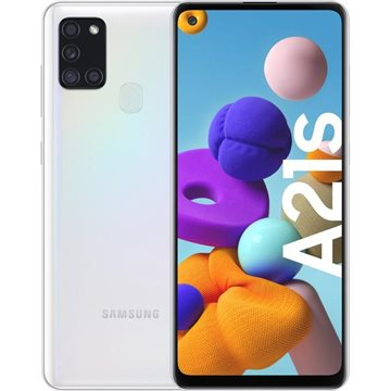 Samsung Galaxy A21s 3GB RAM 32GB White
