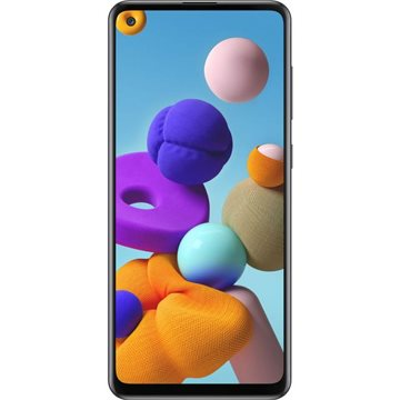 Samsung Galaxy A21s 4GB RAM 128GB Black
