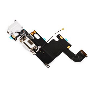 iPhone 6 Bundstik og System Connector Sort