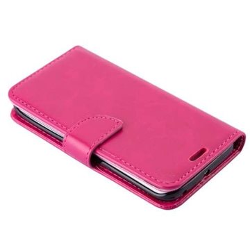iPhone XR TG Premium Flip Cover M.Pung -Pink