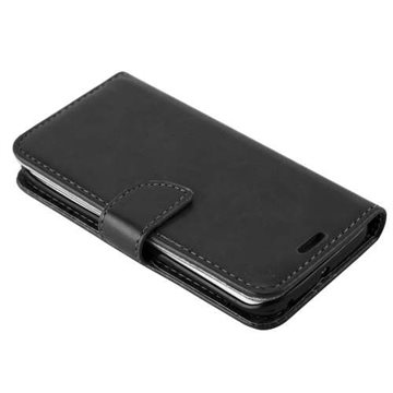 iPhone XR TG Premium Flip Cover M.Pung -Black