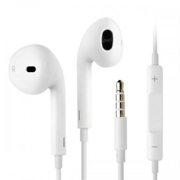 Apple Earpods Headset MD827ZM/A Hvid
