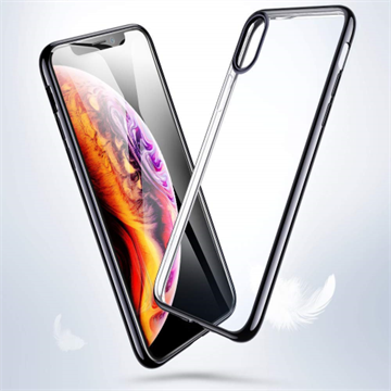 iPhone XR Silikone Cover Transparant